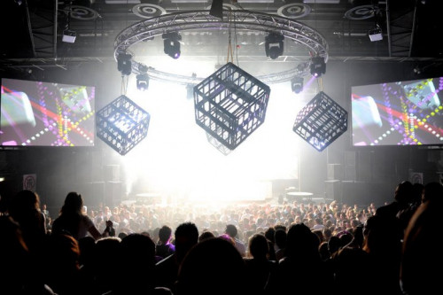 #CLUBIEMES TECHNO TEMPEL SECOND EDITION