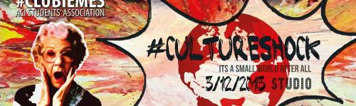 #CLUBIEMES #CULTURESHOCK