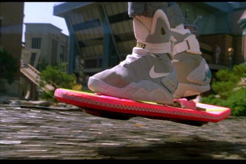 De Marty McFly propositie